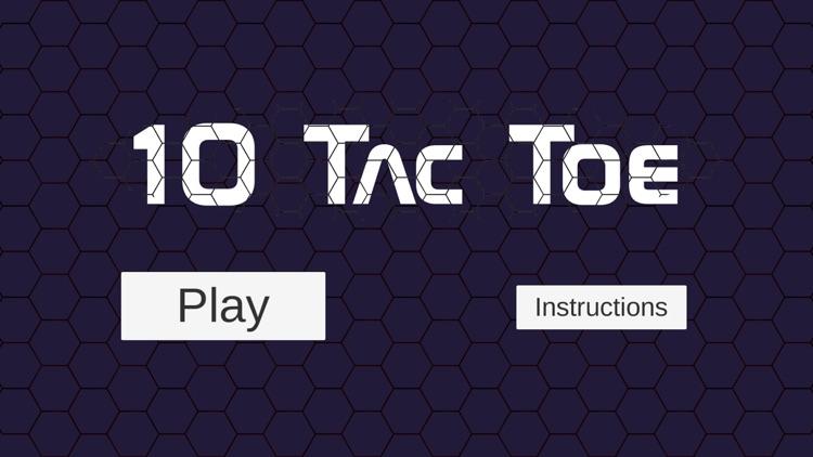 10 Tac Toe Capture
