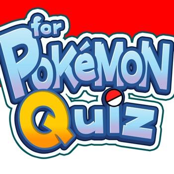 The quiz for Pokemon