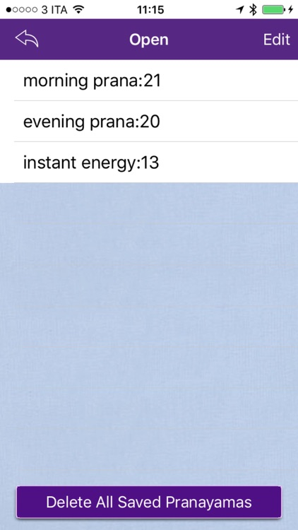 i Pranayama Pro - your guide for breathing exercises screenshot-3