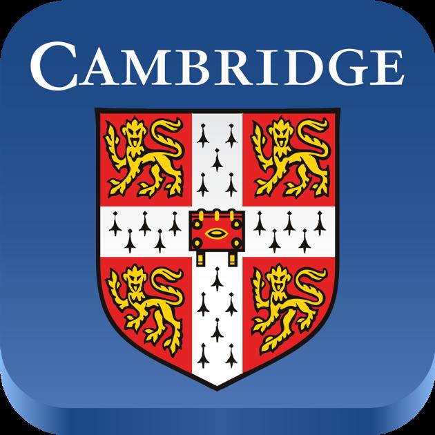 Cambridge Dictionaries na Mac App Store
