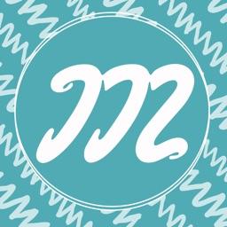 Monogram Lock Screen Wallpaper Maker!!! Make Your Monograms