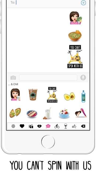 Betches Love Emoji - Extra Emojis Keyboard For iPhone Texting