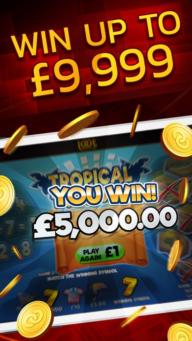 Instant Win Arcade - Real Money Scratch Cards screenshot three
