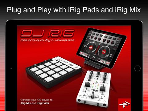 Screenshot #5 pour DJ Rig for iPad