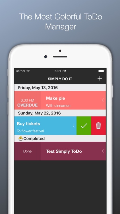 Simply ToDo - Task Manager