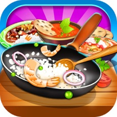 Activities of Asian Food Maker Salon - Fun School Lunch Making & Cooking Games for Boys Girls!
