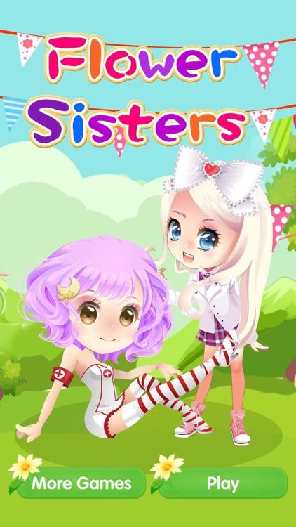 sister flower