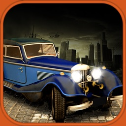 Old School Driving in Car : Free Play Racing Game
