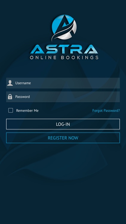 Astra Bookings