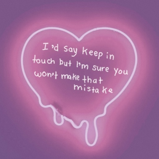Heartbreak Quote Wallpapers icon