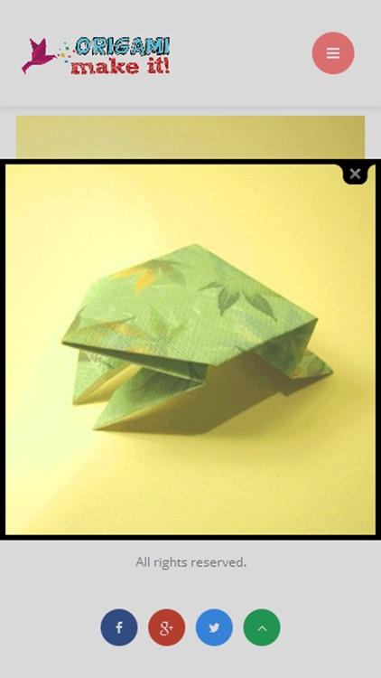 How to Make Origami for Beginners screenshot-3