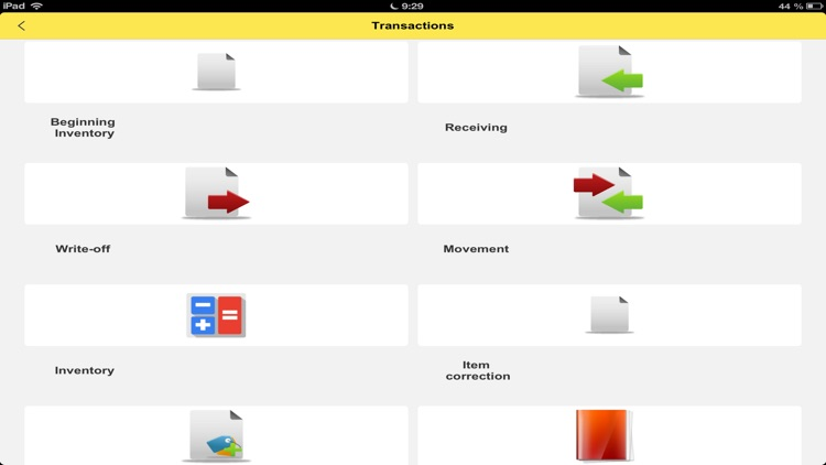 MOBILE MANAGER INVENTORY LITE