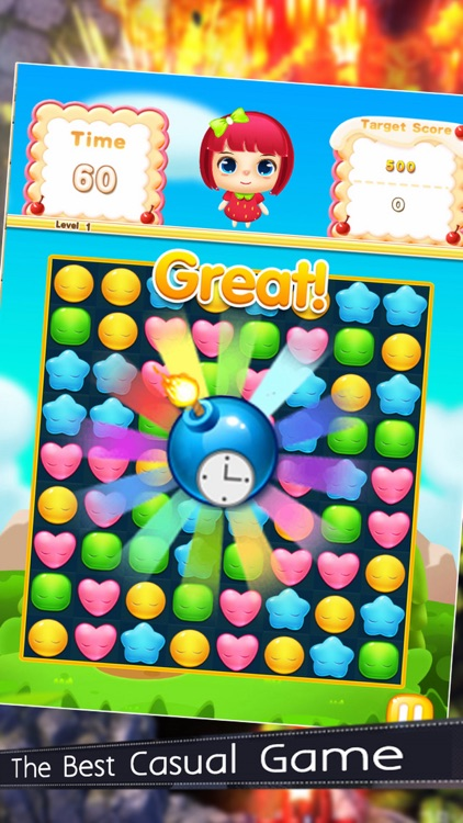 Sweet Candy Blast Legend - New Candy Connect