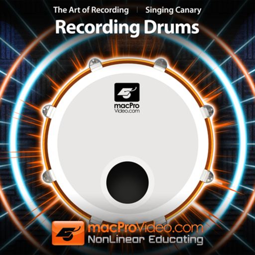 Art of Audio Recording - Recording Drums