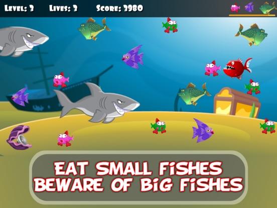Splashy Hungry Piranha Fish-ipad-2