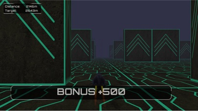 Infinite Race 3D screenshot two