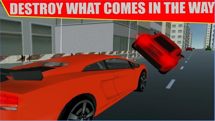 VR Highway Car Traffic Race 3D screenshot-4