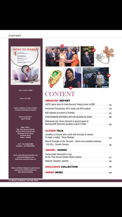 Mines to Market Magazine screenshot-3