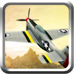 Modern  War Plane Combat Air Attack - 3D Fighter Airplanes Flight Simulator