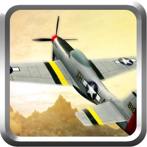 Modern  War Plane Combat Air Attack - 3D Fighter Airplanes Flight Simulator
