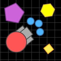 Tank.IO Diep - Mulitplayer Diep Online Game