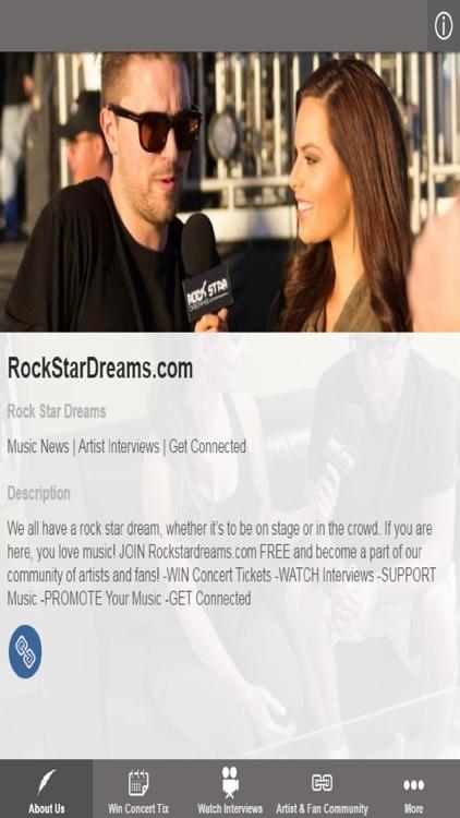 RockStar Dreams
