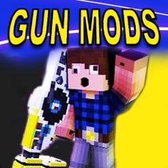 Gun Mods FREE - Best Pocket Wiki & Game Tools for Minecraft