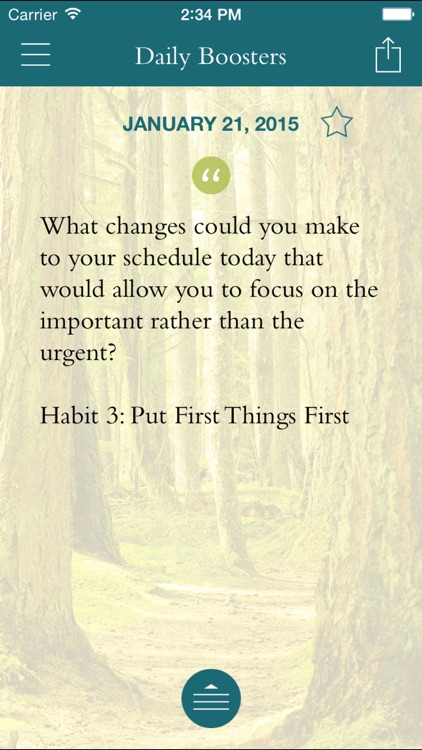 FranklinCovey Living the 7 Habits