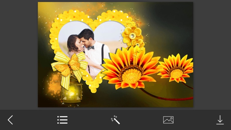 Wedding Photo Frames - Instant Frame Maker & Photo Editor screenshot-3