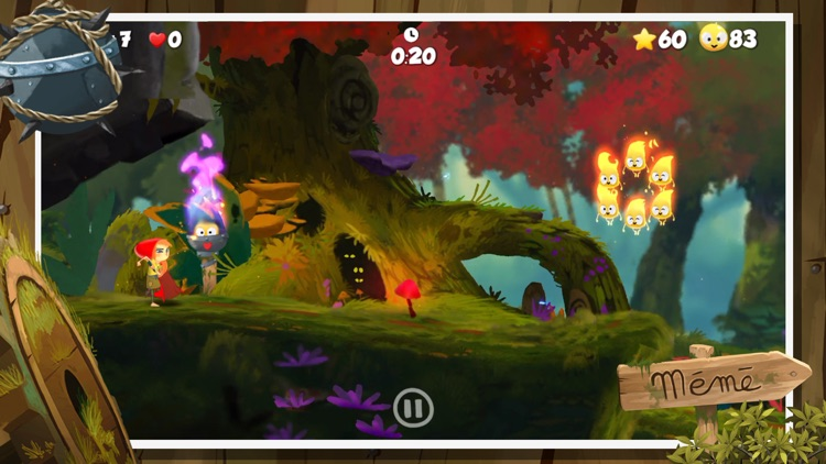 RedStory - Little Red Riding Hood screenshot-3