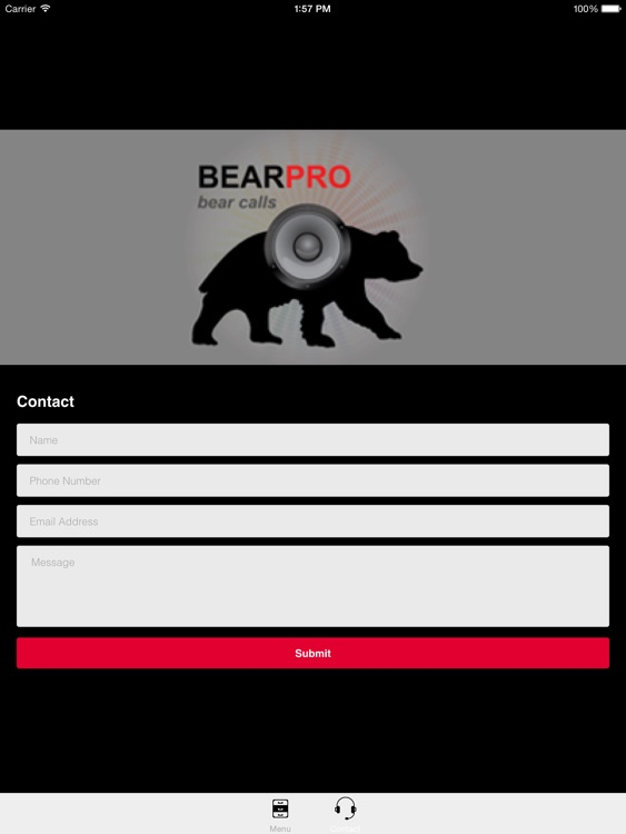 REAL Bear Calls and Bear Sounds for Big Game Hunting -- BLUETOOTH COMPATIBLE screenshot-3