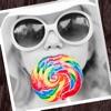 Colorful-白黒やモザイク、セピアで無料の画像編集できるカメラアプリ!