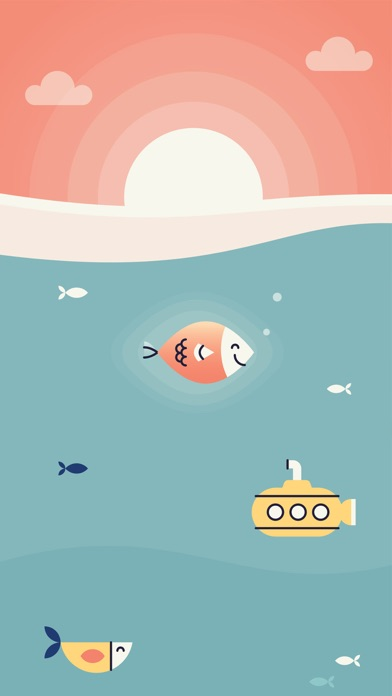 Mindful Minutes - Relaxing Meditations for Kids screenshot one