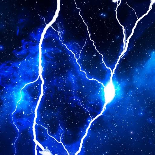 A Lightning Bolt Storm