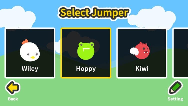 Jumper(Free) Side scroll action, Stage create game screenshot-3