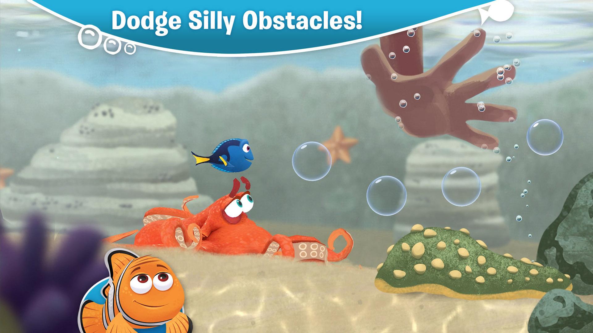 Finding Dory: Just Keep Swimming screenshot 13
