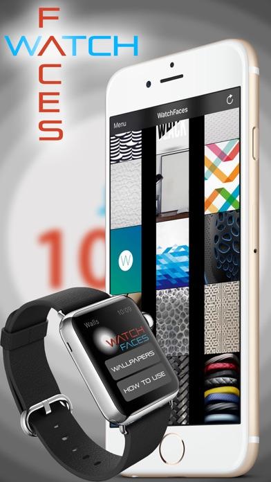 Скриншот №1 к WatchFaces for Apple Watch
