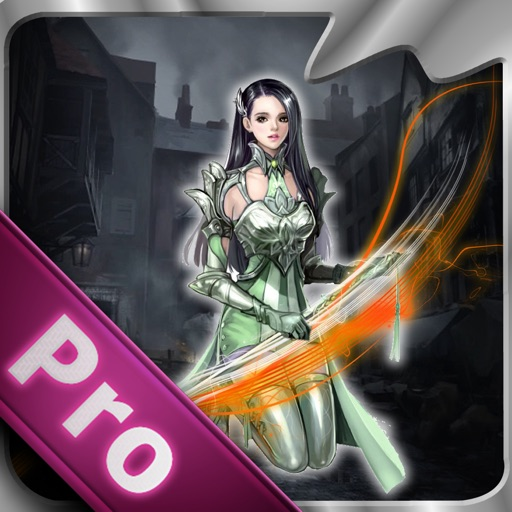 Crazy Magic Archer Pro - Lives A Magical Adventure icon