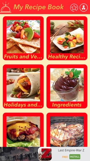 Recipe book christmas dinner recipes cookbook on the app store forumfinder