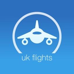 UK Flights : Bmi, British Airways, Flybe Flight Tracker & Air Radar