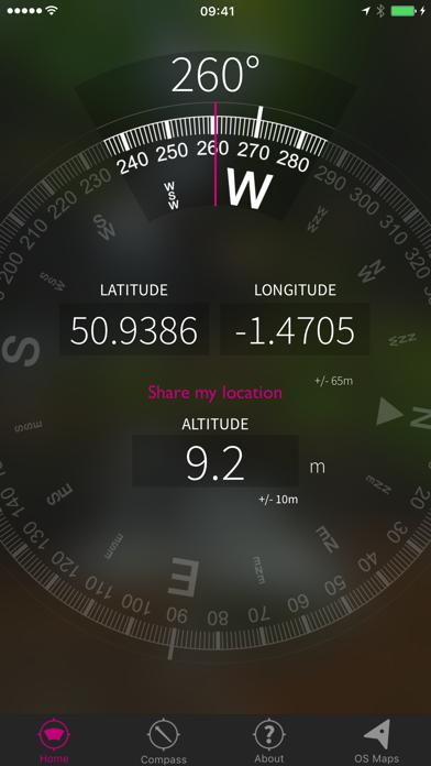OS Locate screenshot two