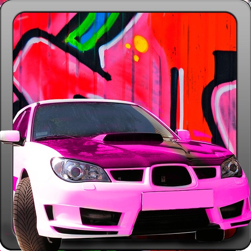 A Street Car Race - Real eXtreme Furious Racing Game icon