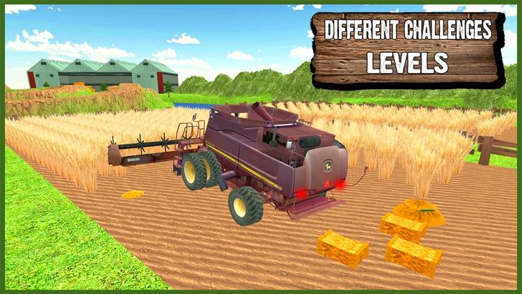 Harvesting 3D Farm Simulator screenshot-4
