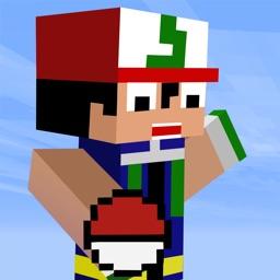 Poke Skins for Minecraft - pokemon Go edition Free