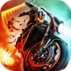 暴力摩托极品城市飞车:3D免费都市赛车游戏