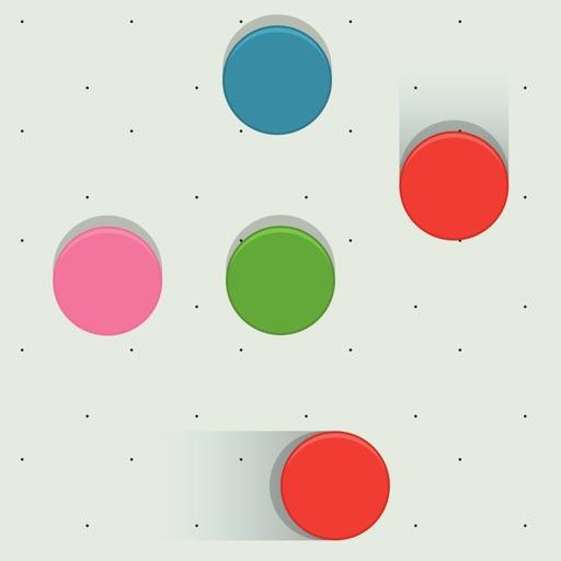 Color Dots - Endless Color Match