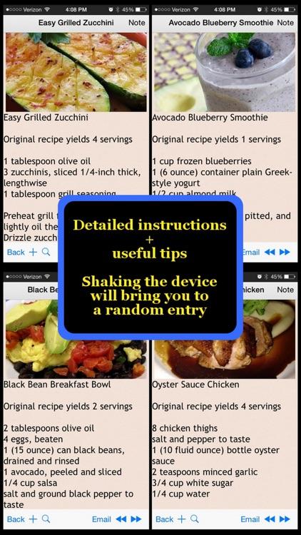5 Ingredients Recipes