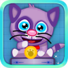 Kong Nai - Cat Shmat - Cut the rope like Action Physics Puzzle Game artwork