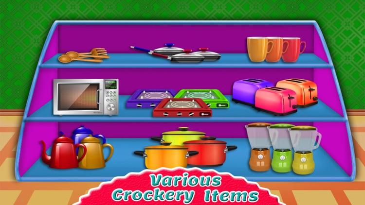 Supermarket Shopping Girl - top free time management cash register grocery shop games for girls