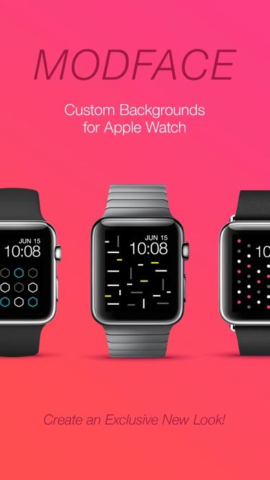 ModFace - Modern watch face backgroundsのおすすめ画像1